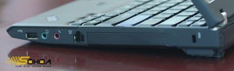 Lenovo ThinkPad X201i - CPU 2.