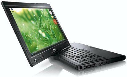 Dell Latitude XT2 Cảm ứng tay đa điểm - Core 2 Duo