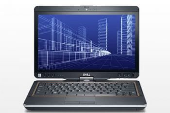 Dell Latitude XT3 (Intel Core i5-2520 2.5GHz/ 2GB RAM/ 250GB SSD/ 13 inch/ Windows 7 Starter) Wifi Model (6325)