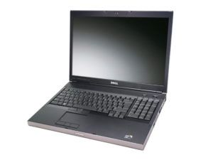 Dell Precision M6500 (Intel Core i7-720QM 1.6GHz/ 8GB RAM/ 500GB HDD/ VGA NVIDIA Quadro FX 3800M/ 17 inch/ Windows XP/7/8/10) (5415)