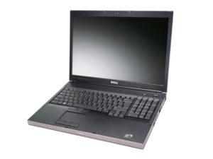 Dell Precision M6500 (Intel Core i7-720QM 1.6GHz/ 8GB RAM/ 500GB HDD/ VGA NVIDIA Quadro FX 3800M/ 17 inch/ Windows XP/7/8/10) (5415)
