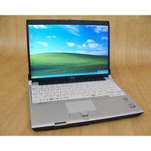 Fujitsu FMV R8250 (Intel Core 2 Duo L7100 1.20GHz/ 1GB RAM/ 80GB HDD/ VGA Intel/ 12 inch/ Windows XP/7/8/10) (8335)