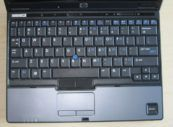 HP Compaq 2510p (Intel Core 2 Duo U7600 1.2Ghz/ 2GB RAM/ 160GB HDD/ VGA Intel GMA X3100/ 12.1 inch/ Windows XP/7/8/10) (8196)