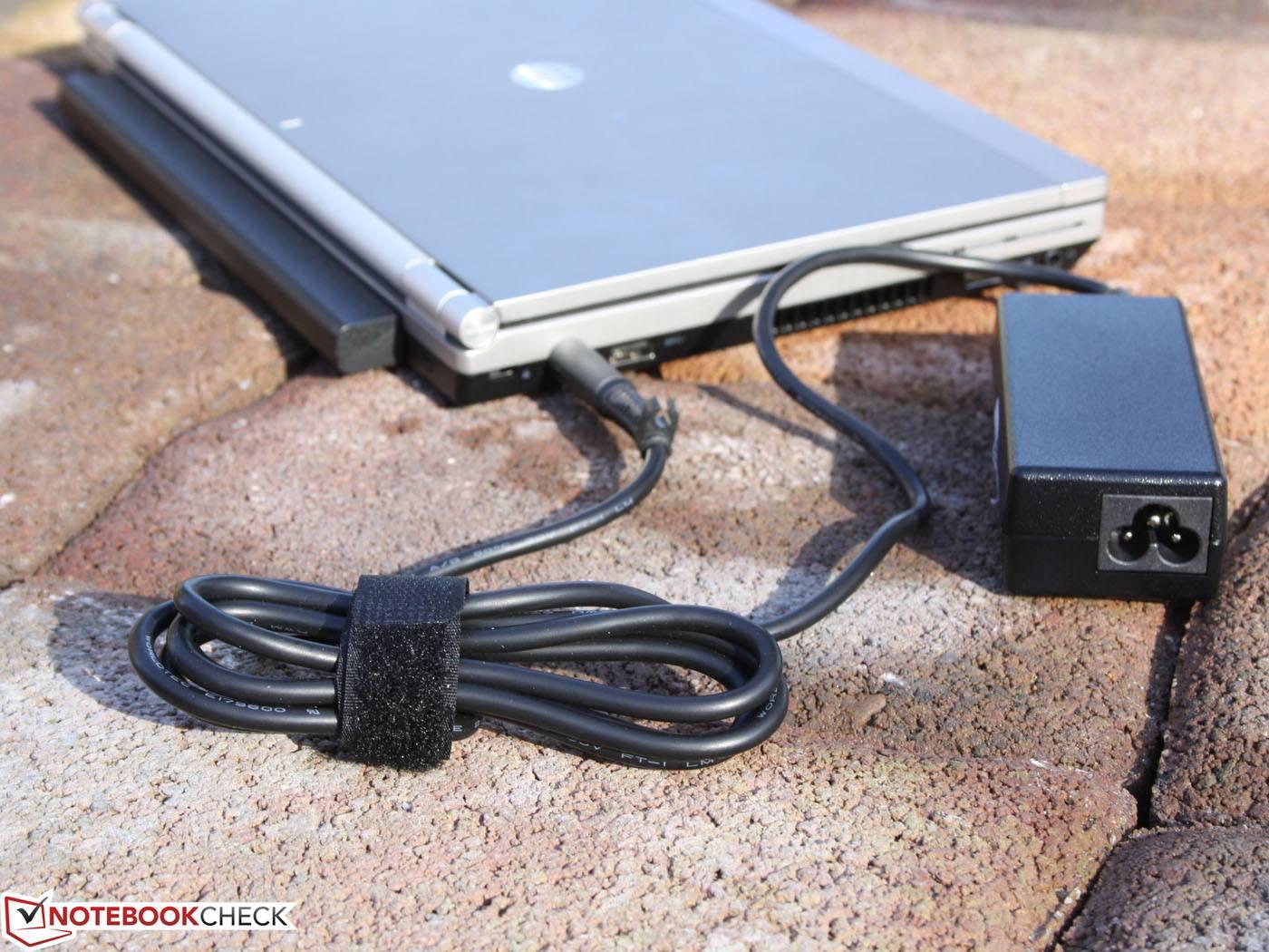 HP EliteBook 2710P - Core 2 - Thế hệ 1
