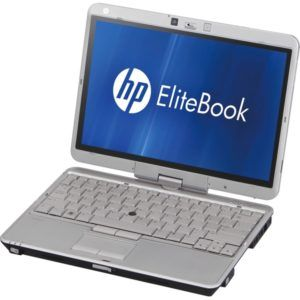 HP EliteBook 2760p (Intel Core 2, 2GB RAM/ 160GB HDD/ VGA Intel HD graphics 3000/ 12.1 inch/ Windows XP/7/8/10) (1491)