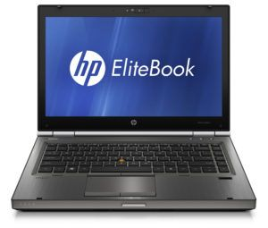 HP Elitebook 8460w (Core i7 2620M/ 2GB/ 250GB/ VGA 1GB AMD FirePro M3900/ 14 inch/ Windows XP/7/8/10) (7196)
