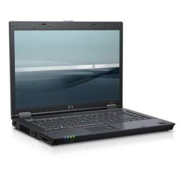 HP Elitebook 8510p (Intel Core 2 Duo T8100 2.4GHz/ 1GB RAM/ 80GB HDD/VGA ATI Radeon HD 2600/ 15.4 inch/ Windows XP/7/8/10) (1000)