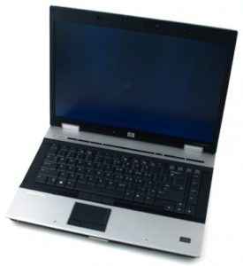 HP EliteBook 8530w (Intel Core 2 Duo P8700 2.53GHz/ 2GB RAM/ 160GB HDD/ VGA NVIDIA Quadro FX 770M/ 15.4 inch/ Windows xp/7/8/10) (3508)