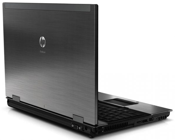HP EliteBook 8530w (Intel Core 2 Duo P8700 2.53GHz/ 2GB RAM/ 160GB HDD/ VGA NVIDIA Quadro FX 770M/ 15.4 inch/ Windows xp/7/8/10) (7910)