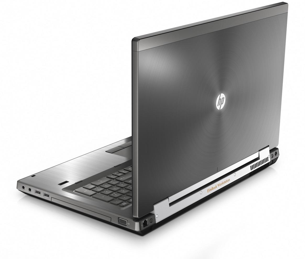 HP EliteBook 8760w - Core i7 - Thế hệ 2 - 8 CPU - (Chuyên Game/Đồ Họa/Máy  Trạm)