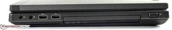 HP EliteBook 8770w - Core i7 - Thế hệ 3 - 8 CPU
