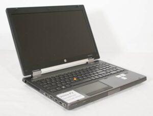 HP EliteBook workstation 8570w (Intel Core i5, RAM 2GB, HDD 250GB, VGA Nvidia Quadro FX 2000M, 15.6 inch, Windows XP/7/8/10) (3459)