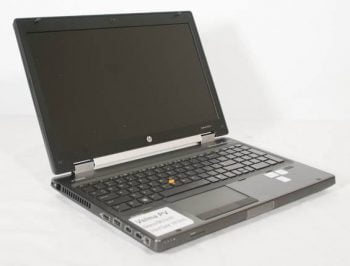 HP EliteBook workstation 8570w (Intel Core i5, RAM 2GB, HDD 250GB, VGA Nvidia Quadro FX 2000M, 15.6 inch, Windows XP/7/8/10) (3459)