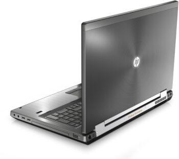 HP EliteBook workstation 8570w (Intel Core i5, RAM 2GB, HDD 250GB, VGA Nvidia Quadro FX 2000M, 15.6 inch, Windows XP/7/8/10) (8270)