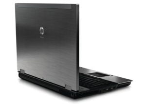 HP EliteBook Workstation 8730w (Intel Core i5, 2GB RAM, 250GB HDD, VGA NVIDIA Quadro FX 2700M, 17 inch, Windows XP/7/8/10) (2951)