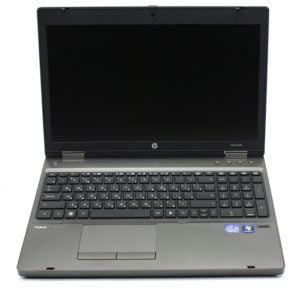 HP ProBook 6560b (Intel Core i5-2540M 2.6GHz/ 2GB RAM/ 250GB HDD/ VGA ATI Radeon HD 6470M/ 15.6 inch/ Windows XP/7/8/10) (2181)