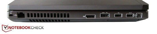 HP Workstation 8560w - Core i7 - Thế hệ 2 - 8 CPU