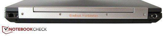 HP Workstation 8560w - Core i7 - Thế hệ 2 - 8 CPU