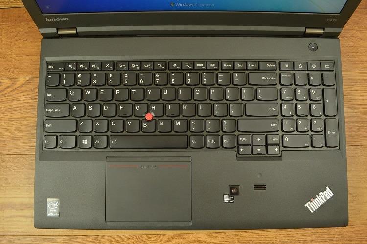 Lenovo Thinkpad W540 - Core i7 - Thế hệ 4 - 8 CPU