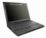 Lenovo ThinkPad X200 Tablet (Intel Core 2 Duo SL9400 1.86GHz/ 2GB RAM/ 160GB HDD/ VGA Intel GMA X4500 HD/ 12.1 inch/ Windows XP/7/8/10) (9158)
