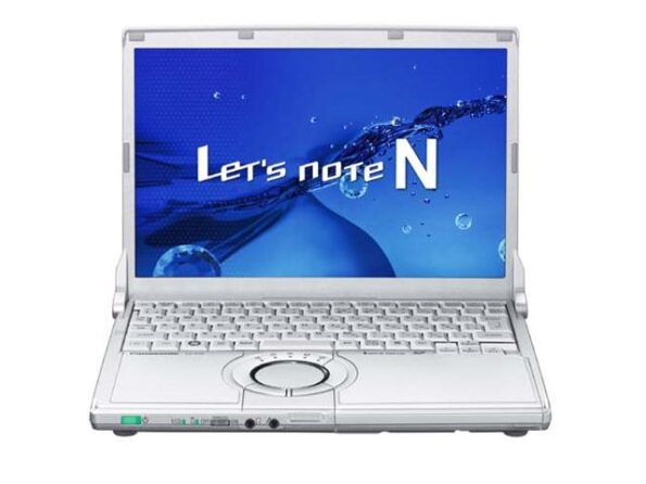 Panasonic N8 (Intel Core Duo 2/ 2GB RAM/ 160GB HDD/ 12 inch/ Windows XP/7/8/10) (5015)
