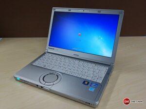 Panasonic NX1 (Intel Core i5/ 2GB RAM/ 250GB HDD/ VGA Intel HD 4000/ 12 inch/ Windows XP/7/8/10) (8593)
