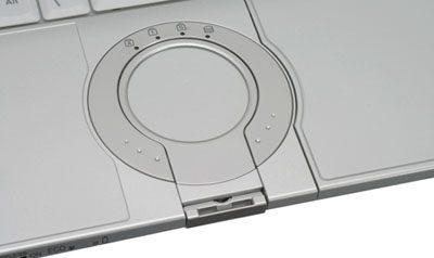 Panasonic W7 - Core 2 Duo