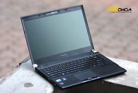 Toshiba portege R700 - Core i5 - Thế hệ 1