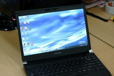 Toshiba portege R830 - Core i5 - Thế hệ 2