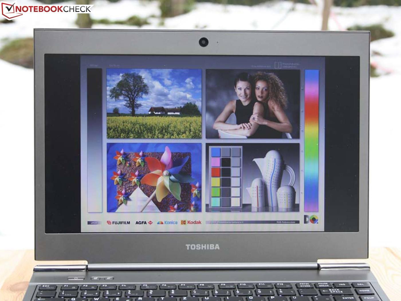 Toshiba portege R930 - Core i5 - Thế hệ 2
