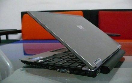 HP Elitebook 2530p - Core 2 Duo
