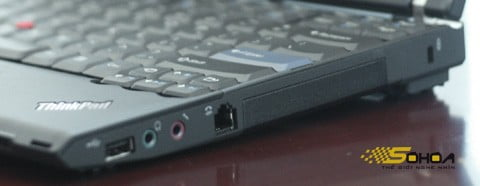 Lenovo Thinkpad X201 (Cảm ứng) - Core i5 - Thế hệ 1
