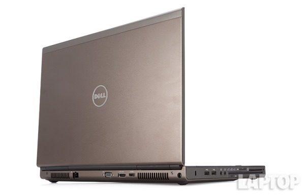 Dell Precision M4800 - Core i7 - Thế hệ 4 - 8 CPU - K1100