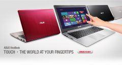 Asus VivoBook X202E (Intel Core i3-3217U 1.8GHz, 4GB RAM, 500GB HDD, VGA Intel HD Graphics 4000, 11.6 inch Touch Screen, Windows 8 64 bit) (8)