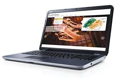 Dell Inspiron 17R 5721 ~ intel Core i7~ thế hệ 3 (Mỏng/ Thời trang/ Giải trí)