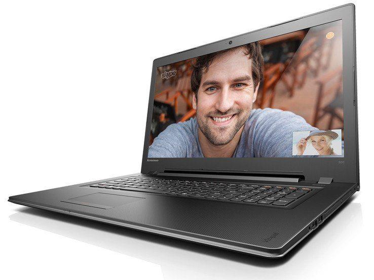 Lenovo ideapad 300-17ISK - Intel Core i3 ~ Thế hệ 6 (Siêu Mỏng)