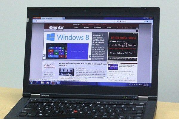Lenovo ThinkPad T430 - Core i5 - Thế hệ 3 - Card rời Nvidia NVS 5400M