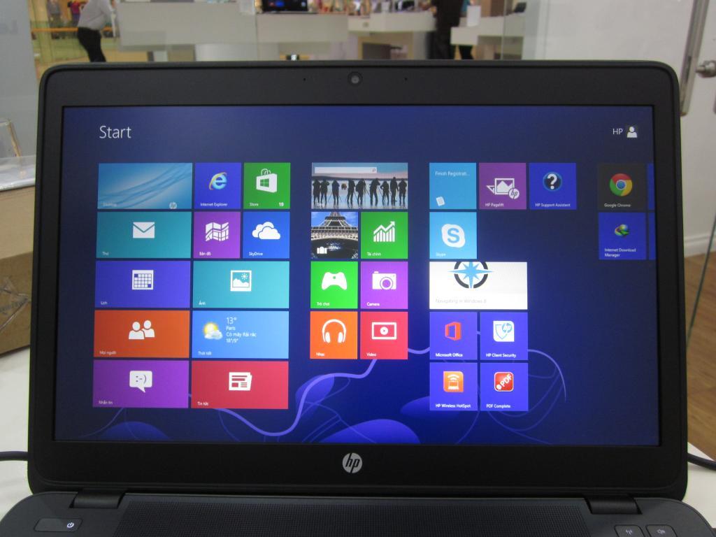 HP Zbook 14 (zbook14i7) ~ intel Core i7 (Máy trạm - Workstation) Ultrabook Siêu mỏng