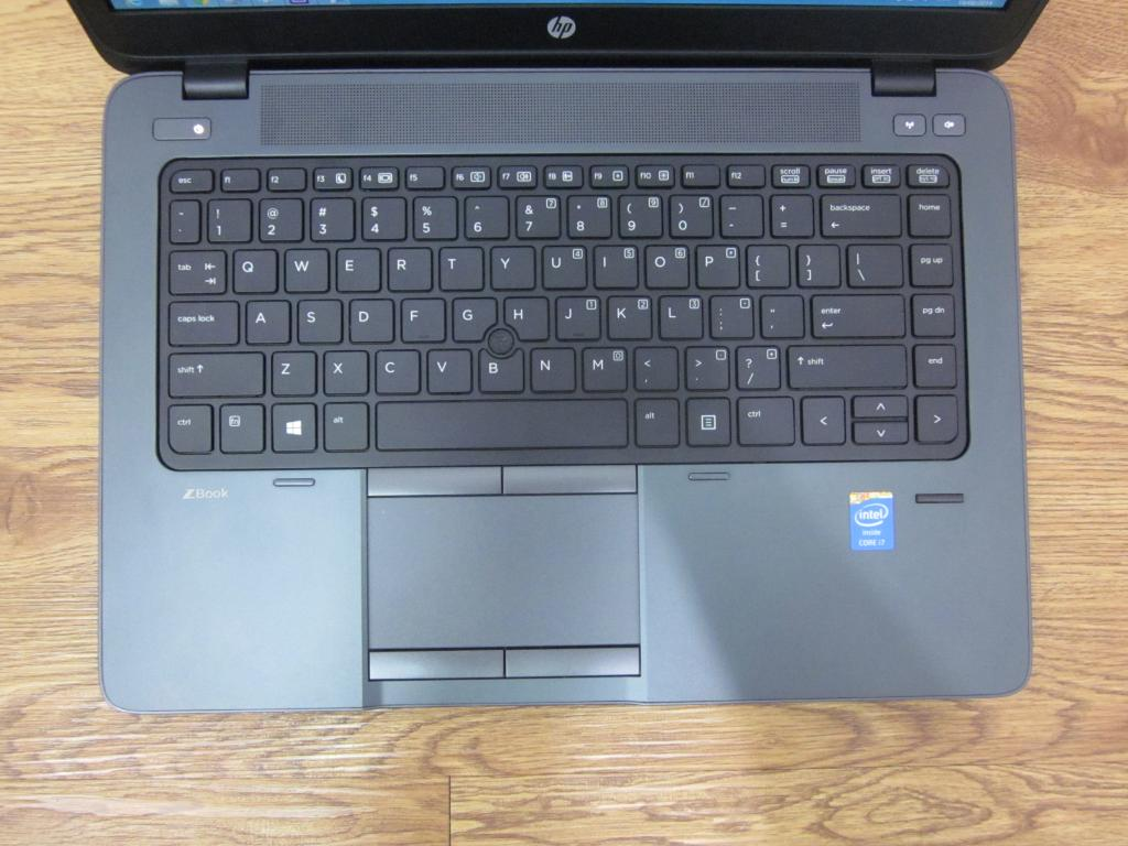 HP Zbook 14 (zbook14i7) ~ intel Core i7 (Máy trạm - Workstation) Ultrabook Siêu mỏng
