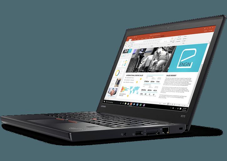 Laptop Lenovo ThinkPad X270 - Core i5 - Thế hệ 7 (Ultrabook/ Siêu Mỏng/ Doanh nhân)